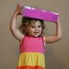 Happy Birthday Kamryn : Little girl is growing up...way too fast!